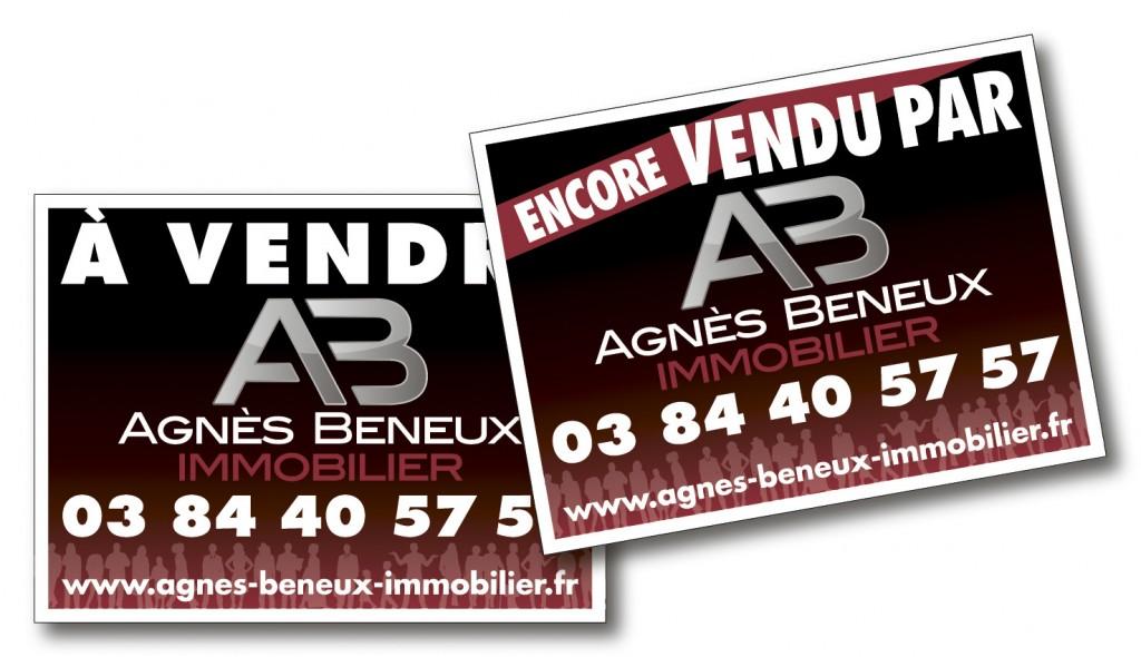 ABeneux panneau Luxeuil