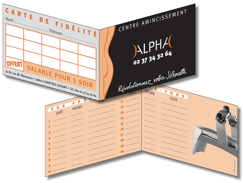 Alpha carte 2vol 86x54