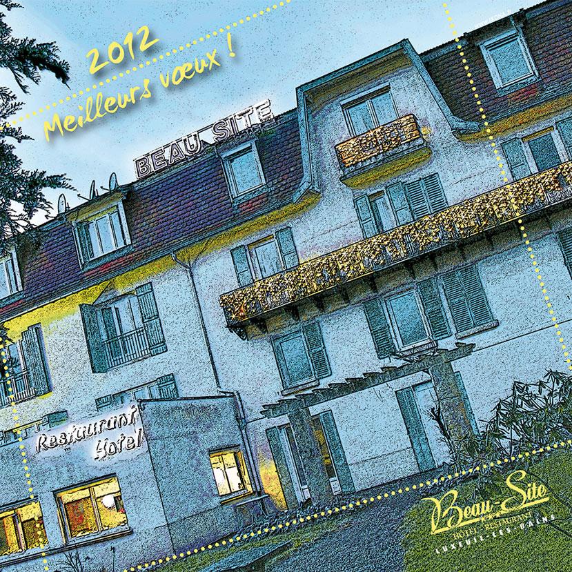 Beau-Site hôtel vœux 2012
