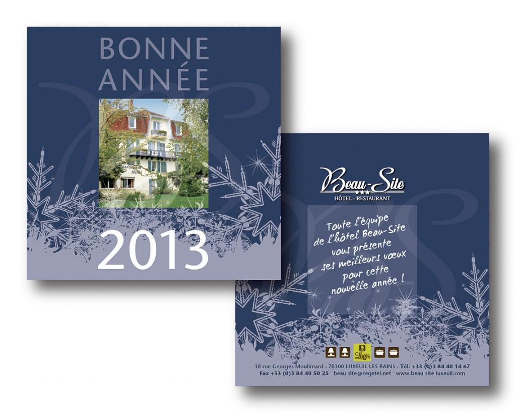 Beau-Site hôtel vœux 2013