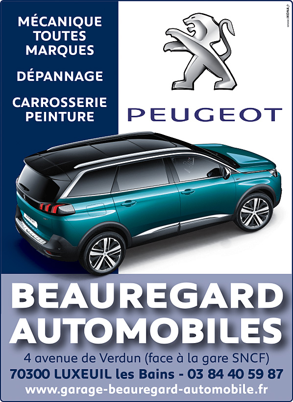 Beauregard J4VCQ
