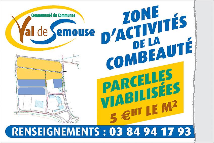 CCVS paneau ZAC 6x4m