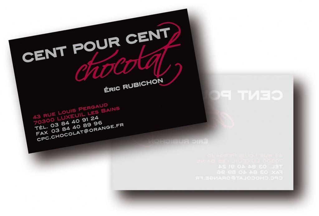 CPC chocolat cartecomm