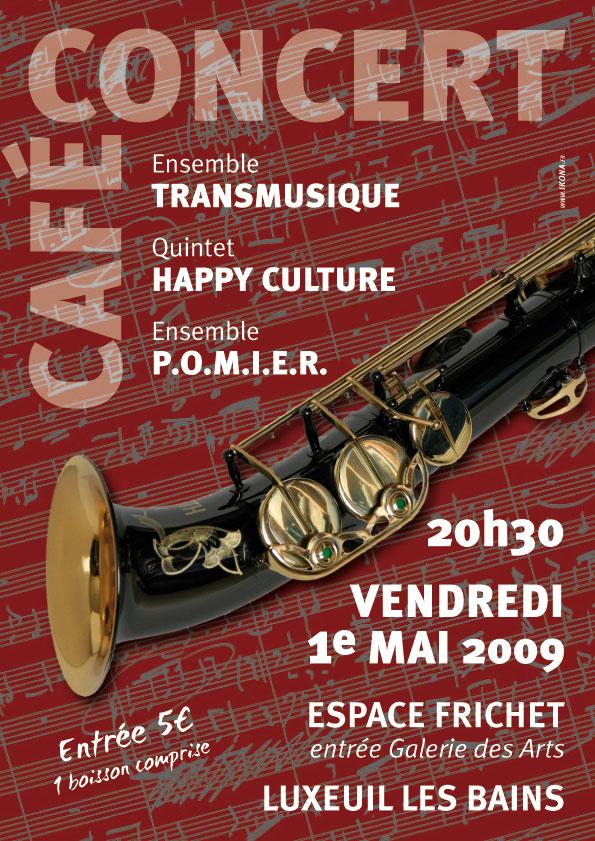 Cafe Concert affiche