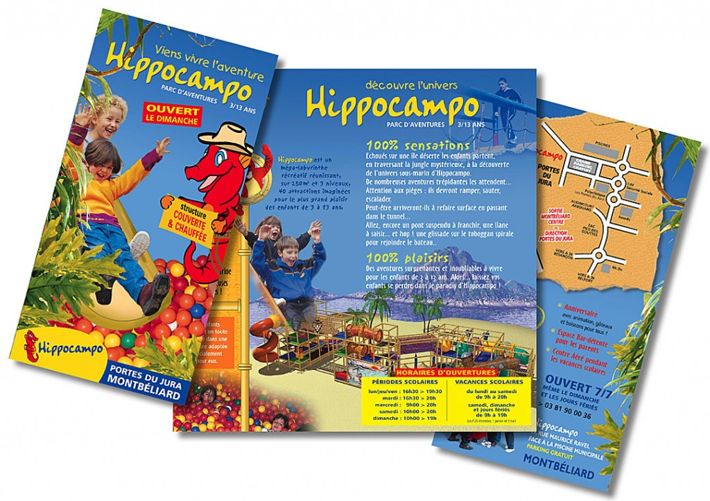 Hippocampo flyer 4p