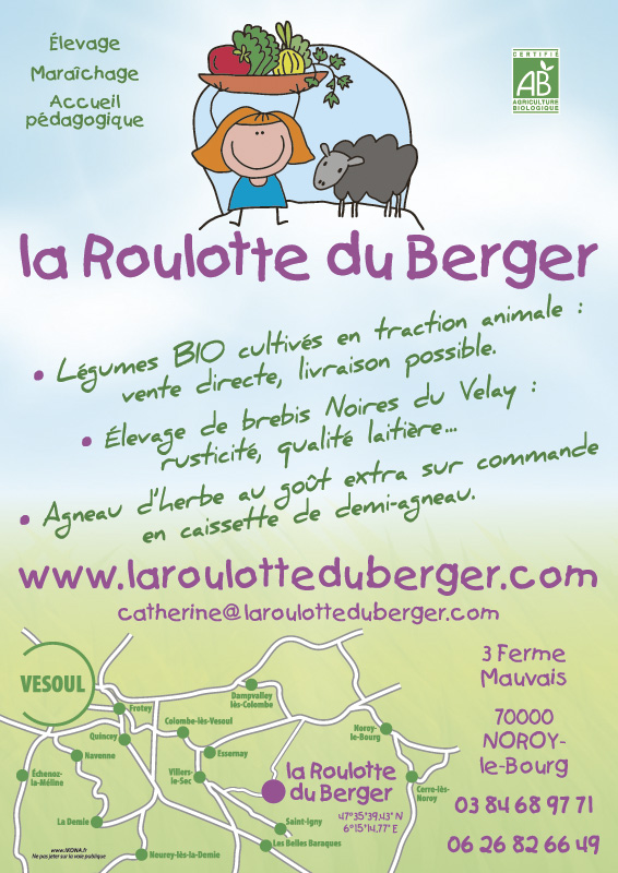 LaRoulotteDuBerger flyer A5Q