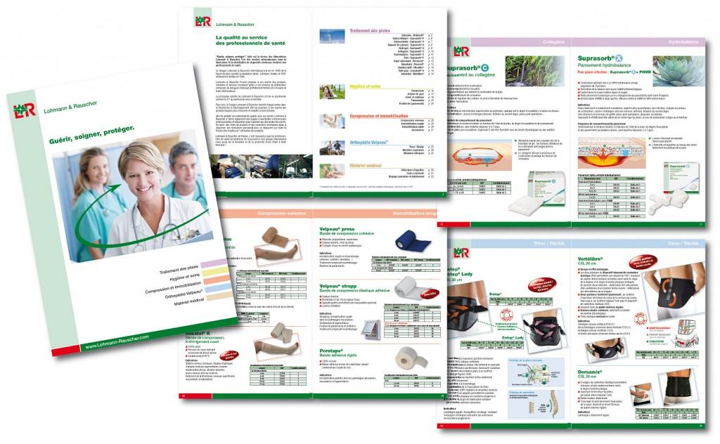Lohmann & Rauscher catalogue revendeurs