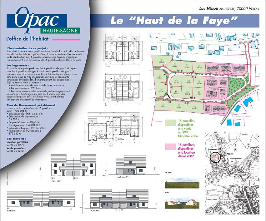 OPAC HautFayeLure 120x100