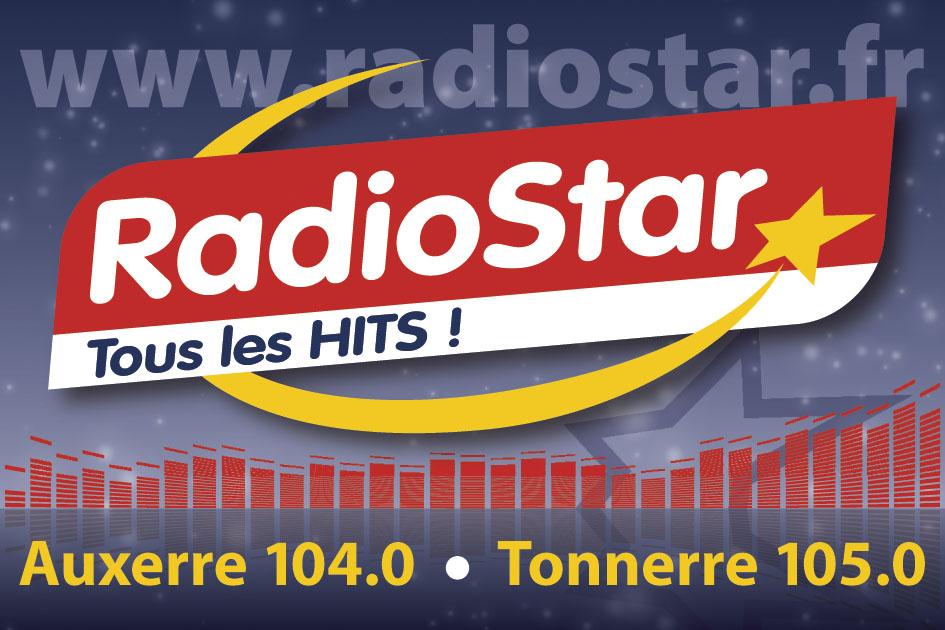 Radio Star encart 12x8cm