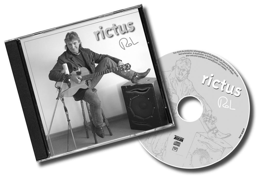 Rictus Rol CD