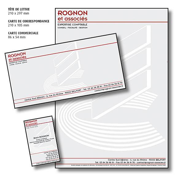 Rognon docs administratifs