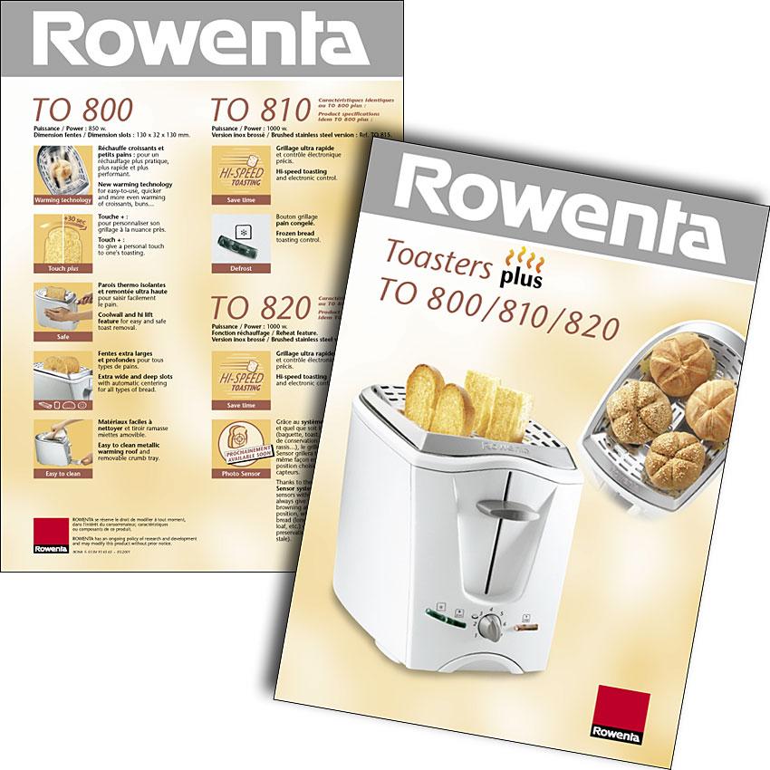 RowentaVenus fichtech A4