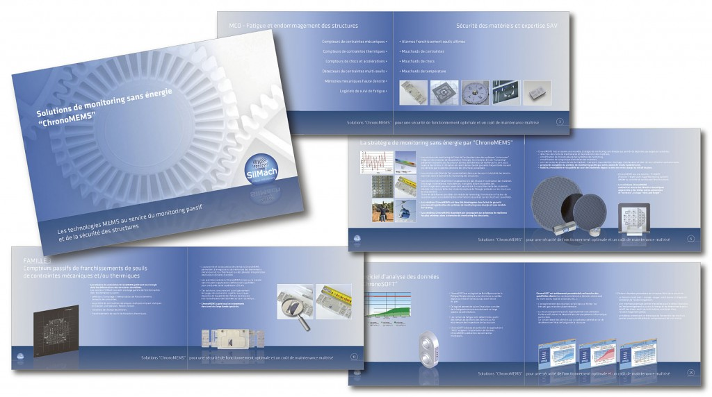 SilMach brochure ChronoMEMS 28p
