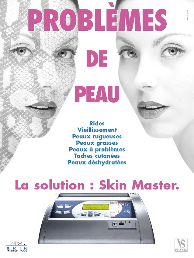SkinMaster poster 60x80