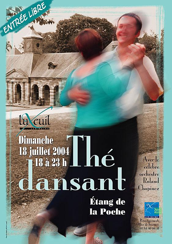 TheDansant affiche 0704