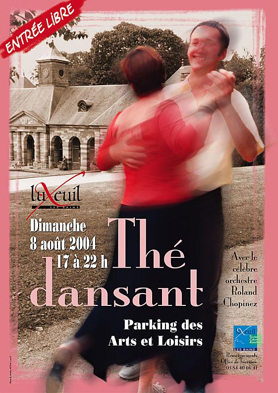TheDansant affiche 0804