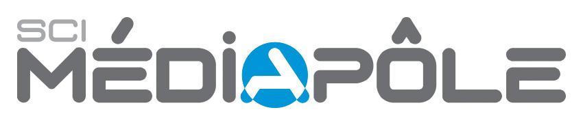SCI Médiapôle logo CMJN
