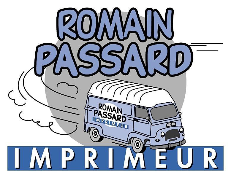 Romain Passard imprimeur